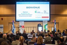 InnoSante2014-OuvertureSemaine