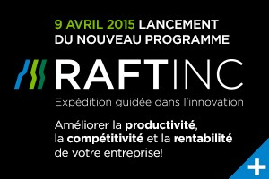 RAFTinc Programme en innovation
