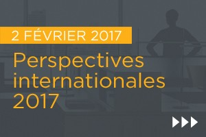 Perspectives internationales 2017